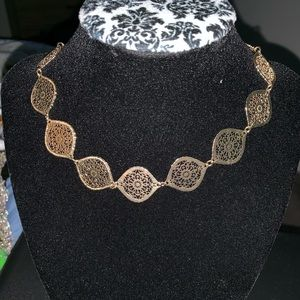 2 necklaces from Express